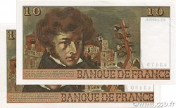 10 Francs BERLIOZ FRANCE  1975 F.63.11 SPL+
