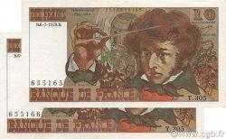 10 Francs BERLIOZ FRANCE  1978 F.63.24 SUP+