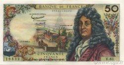 50 Francs RACINE FRANCE  1963 F.64.05 SUP+