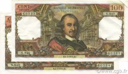 100 Francs CORNEILLE FRANCE  1976 F.65.52 pr.SUP