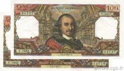 100 Francs CORNEILLE FRANCE  1977 F.65.56 SPL