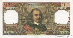 100 Francs CORNEILLE FRANCE  1979 F.65.65 SPL+