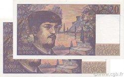 20 Francs DEBUSSY FRANCE  1981 F.66.02 pr.SPL