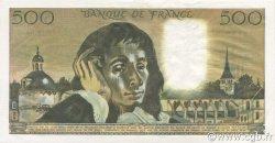 500 Francs PASCAL FRANCE  1978 F.71.18 SUP à SPL