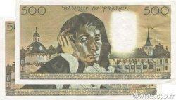 500 Francs PASCAL FRANCE  1981 F.71.23 SUP+