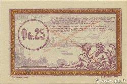 25 Centimes FRANCE régionalisme et divers  1923 JP.135.03s SPL