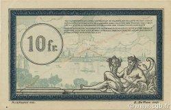 10 Francs FRANCE régionalisme et divers  1923 JP.07s SPL