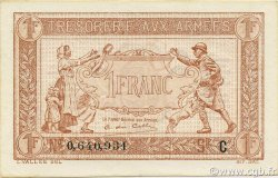 1 Franc 1917 FRANCE  1917 VF.03.01 SPL