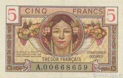 5 Francs Trésor Français FRANCE  1947 VF.29.01 SPL