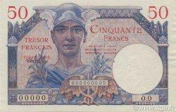 50 Francs Trésor Français FRANCE  1947 VF.31.02 pr.NEUF