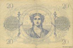 20 Francs type 1871 FRANCE  1871 F.A46.02 TTB