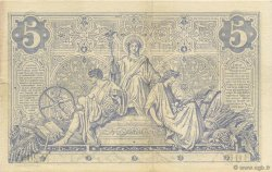5 Francs NOIR FRANCE  1873 F.01.18 SUP