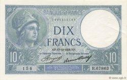 10 Francs MINERVE FRANCE  1936 F.06.17 NEUF