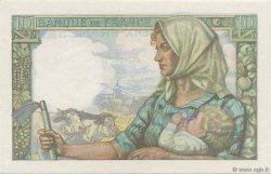10 Francs MINEUR FRANCE  1943 F.08.07 SPL+
