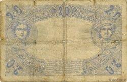 20 Francs NOIR FRANCE  1875 F.09.02 B+