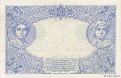 20 Francs BLEU FRANCE  1906 F.10.01 pr.SPL