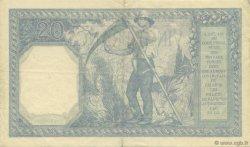 20 Francs BAYARD FRANCE  1918 F.11.03 SUP