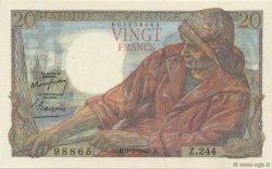 20 Francs PÊCHEUR FRANCE  1950 F.13.17 NEUF