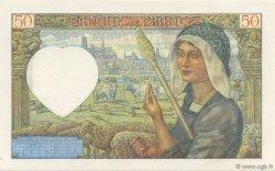 50 Francs JACQUES CŒUR FRANCE  1941 F.19.11 NEUF