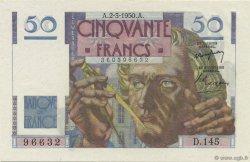 50 Francs LE VERRIER FRANCE  1950 F.20.14 SPL+