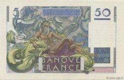 50 Francs LE VERRIER FRANCE  1950 F.20.15 SPL