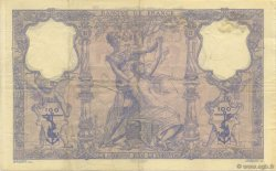 100 Francs BLEU ET ROSE FRANCE  1900 F.21.14 TTB+