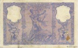 100 Francs ROSE ET BLEU FRANCE  1906 F.21.20 TB+