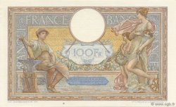 100 Francs LUC OLIVIER MERSON type modifié FRANCE  1938 F.25.29 SPL