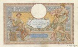 100 Francs LUC OLIVIER MERSON type modifié FRANCE  1939 F.25.46 SUP
