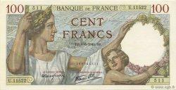 100 Francs SULLY FRANCE  1940 F.26.31 NEUF