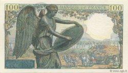 100 Francs DESCARTES FRANCE  1942 F.27.01 pr.SPL
