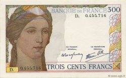 300 Francs FRANCE  1938 F.29.01 pr.NEUF