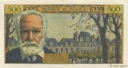 500 Francs VICTOR HUGO FRANCE  1954 F.35.03 SUP+