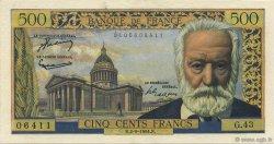 500 Francs VICTOR HUGO FRANCE  1954 F.35.03 pr.NEUF