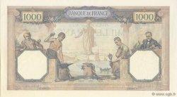 1000 Francs CÉRÈS ET MERCURE FRANCE  1932 F.37.07 SUP+