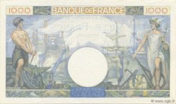 1000 Francs COMMERCE ET INDUSTRIE FRANCE  1941 F.39.04 SPL+