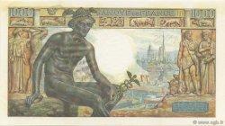 1000 Francs DÉESSE DÉMÉTER FRANCE  1942 F.40.07 SUP+