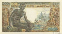 1000 Francs DÉESSE DÉMÉTER FRANCE  1943 F.40.23 pr.NEUF