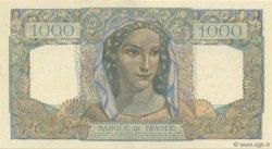 1000 Francs MINERVE ET HERCULE FRANCE  1945 F.41.05 pr.NEUF