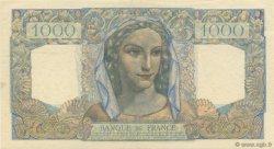 1000 Francs MINERVE ET HERCULE FRANCE  1945 F.41.06 pr.NEUF