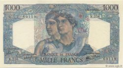 1000 Francs MINERVE ET HERCULE FRANCE  1946 F.41.13 SPL