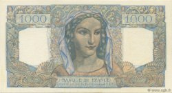 1000 Francs MINERVE ET HERCULE FRANCE  1947 F.41.18 SPL+