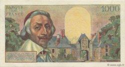 1000 Francs RICHELIEU FRANCE  1953 F.42.02 pr.NEUF