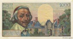 1000 Francs RICHELIEU FRANCE  1954 F.42.05 SPL+