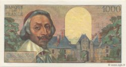 1000 Francs RICHELIEU FRANCE  1956 F.42.18 SPL