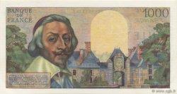 1000 Francs RICHELIEU FRANCE  1956 F.42.21 NEUF