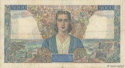5000 Francs EMPIRE FRANÇAIS FRANCE  1945 F.47.13 TTB