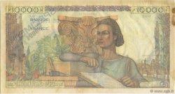 10000 Francs GÉNIE FRANÇAIS FRANCE  1945 F.50.00 TTB+