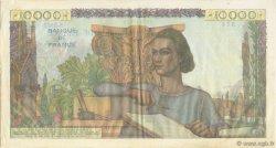 10000 Francs GÉNIE FRANÇAIS FRANCE  1952 F.50.57 pr.SUP
