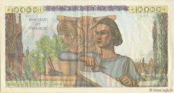 10000 Francs GÉNIE FRANÇAIS FRANCE  1952 F.50.61 TTB à SUP